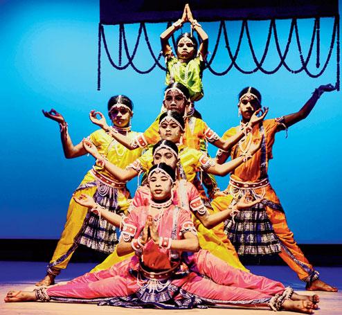 Gotipua Dance Of Orissa