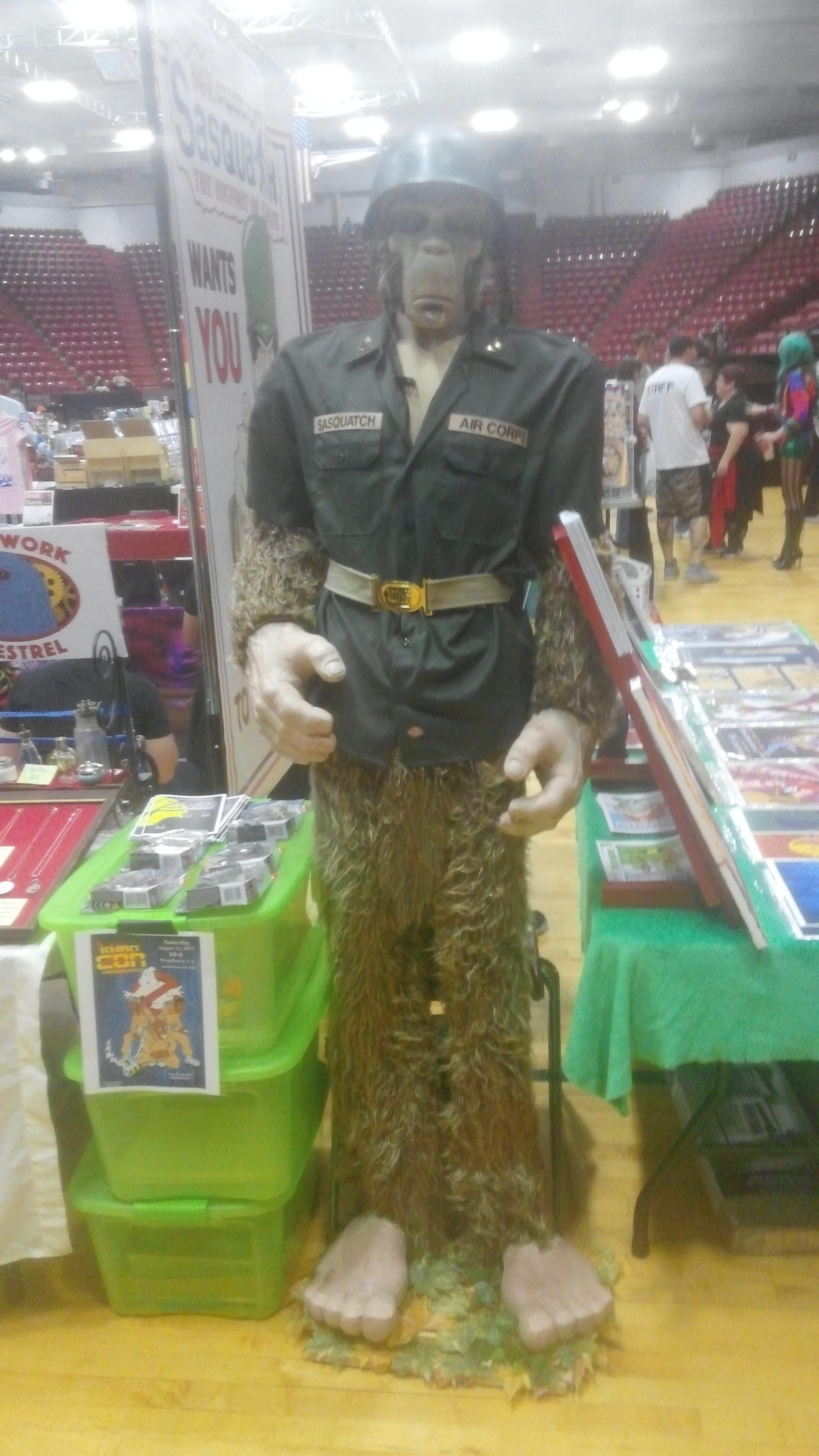 Sgt Sasquatch