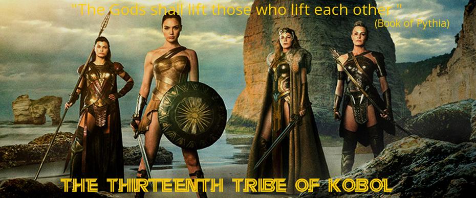 Thirteenth tribe of kobol