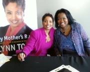 Judge Lynn Toler and Dr. Angela S. King