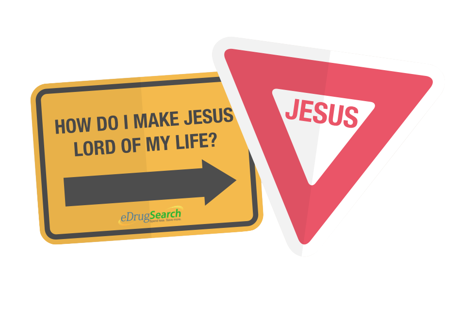 How Do I Make Jesus Lord of My Life?