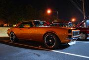 Buford Car Show - Red Sky Cafe
