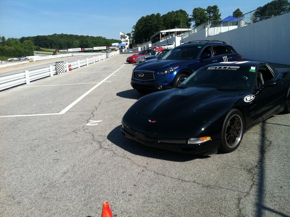 Track Testing The Infiniti FX35 At Road Atlanta IMG_0012