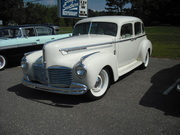 1941 Hudson Commodore Retro