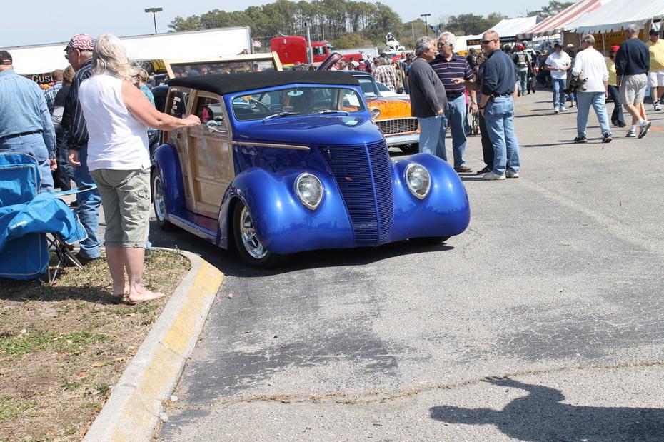 MB car show 044