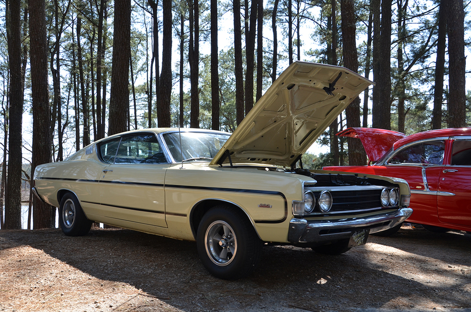Ford Show & Chili Cook-Off at Fort Yargo State Park