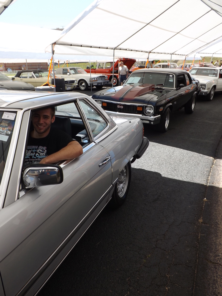 Motorama Auction. Cars headed to the block