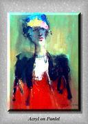 Artist Shefqet Avdush Emini