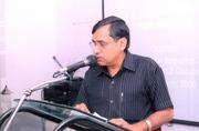 Dr. Kumar delivers a keynote address at DAVWC of Kurukshetra University