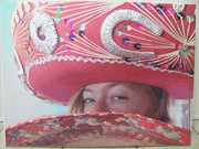 Cori Sombreros Paint