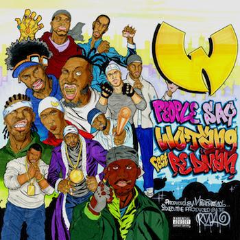 Wu - Tang Clan ft Redman - People Say {SERVICE PACK}