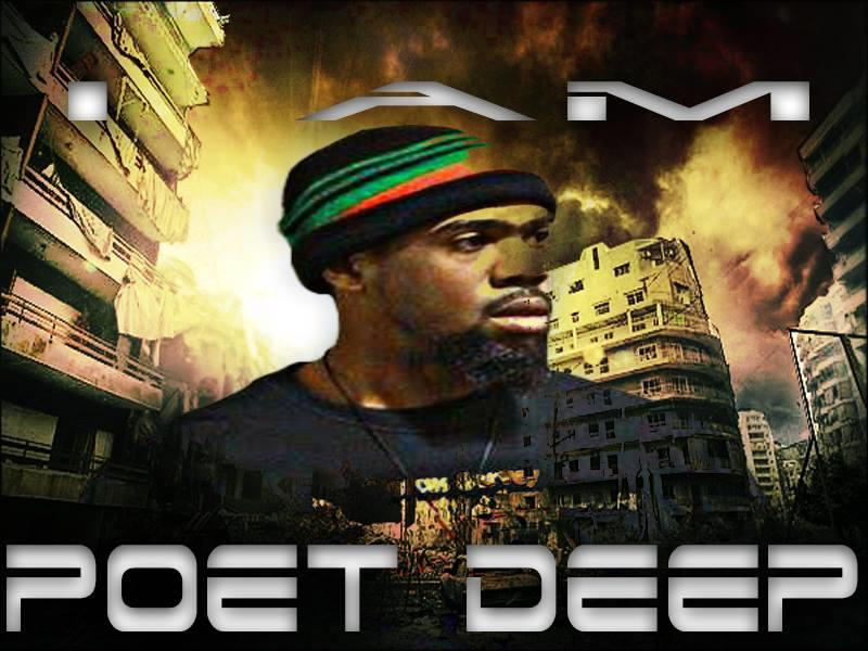 Artist of the Week - Poet Deep:  Living up to His Name