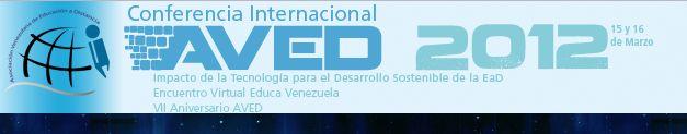 AVED 2012 - VENEZUELA