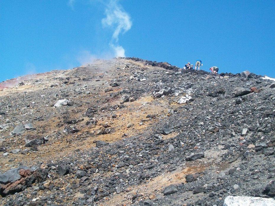 Mt Ngauruhoe Summit Trip