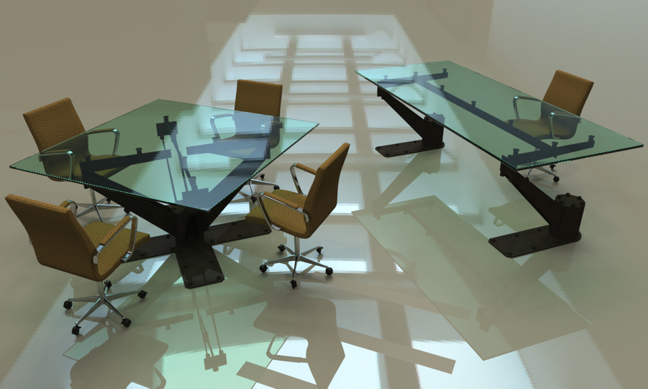 Working and meeting table