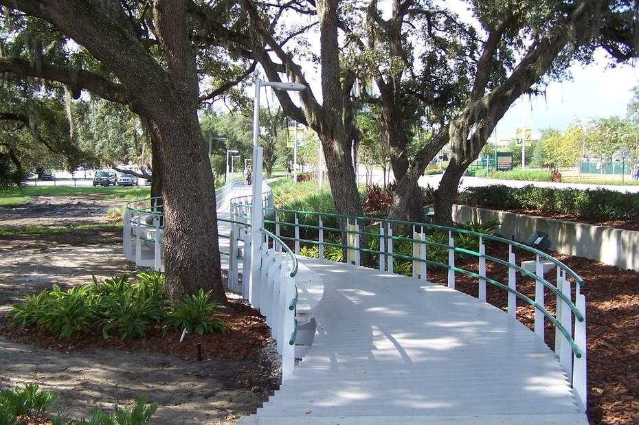 Serpentine Boardwalk, Finished Product