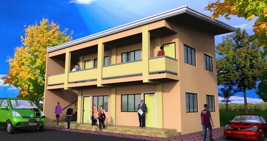Proposed School Building