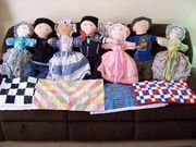 dolls for VERY sick kids
