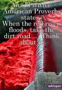 RiverFloods-TakeDirtRoad