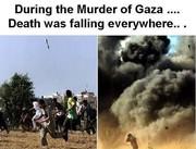 Murder In Gaza Death Everywhere