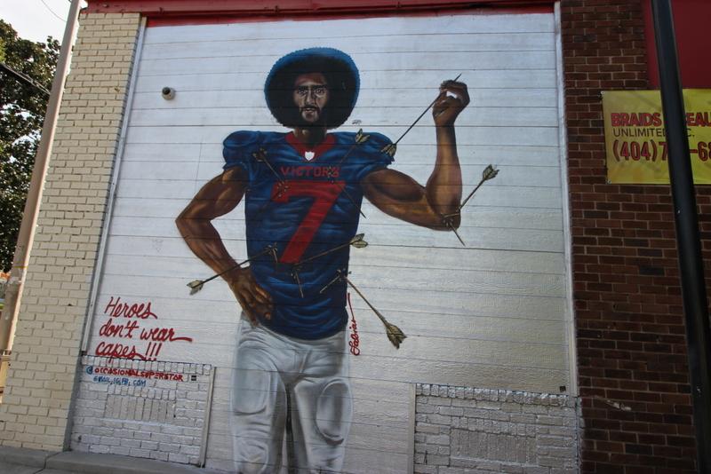 Collin Kaepernick Our National  Hero