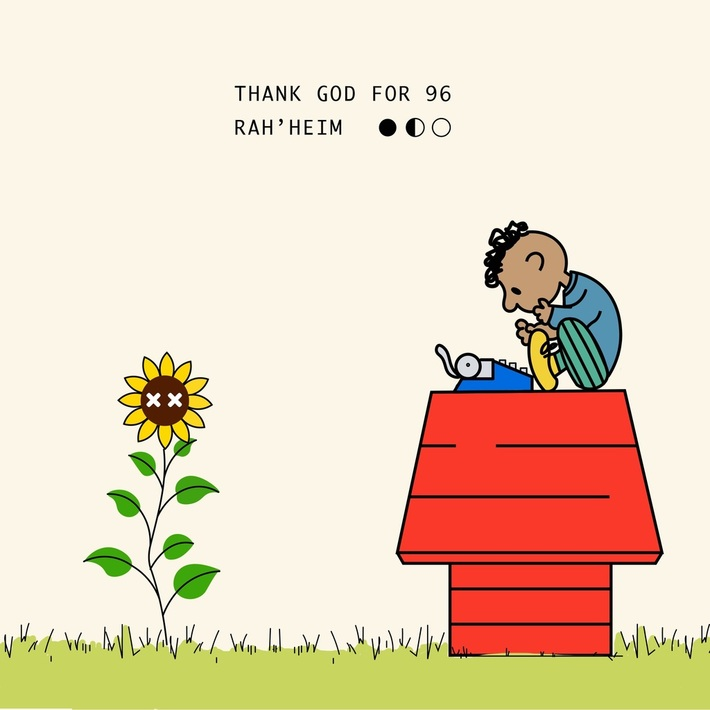 RAH'HEIM - THANK GOD FOR 96 EP