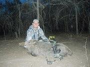 First hog hunting trip