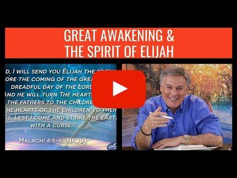 Great Awakening and the Spirit of Elijah | Dr. Lance Wallnau