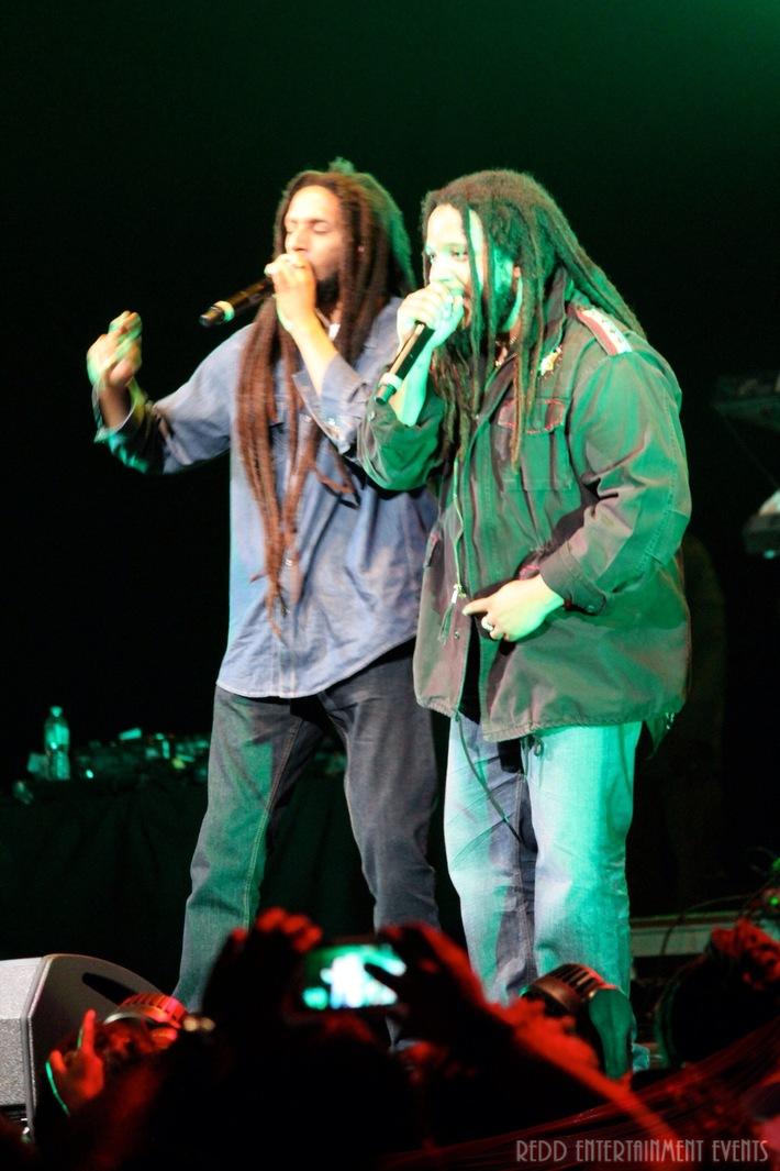 Reggae Night @ The Barclays Center