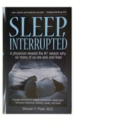 Sleep Interrupted Book by Dr Steven Park