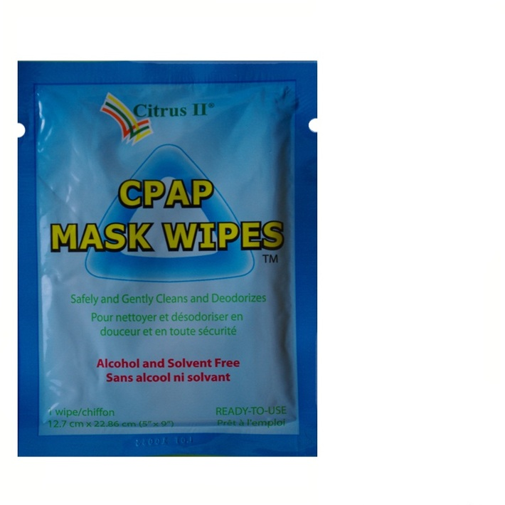 Cleaning Wipes - Travel/Trial Pack