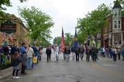 Hinsdale Memorial Day Parade 2013