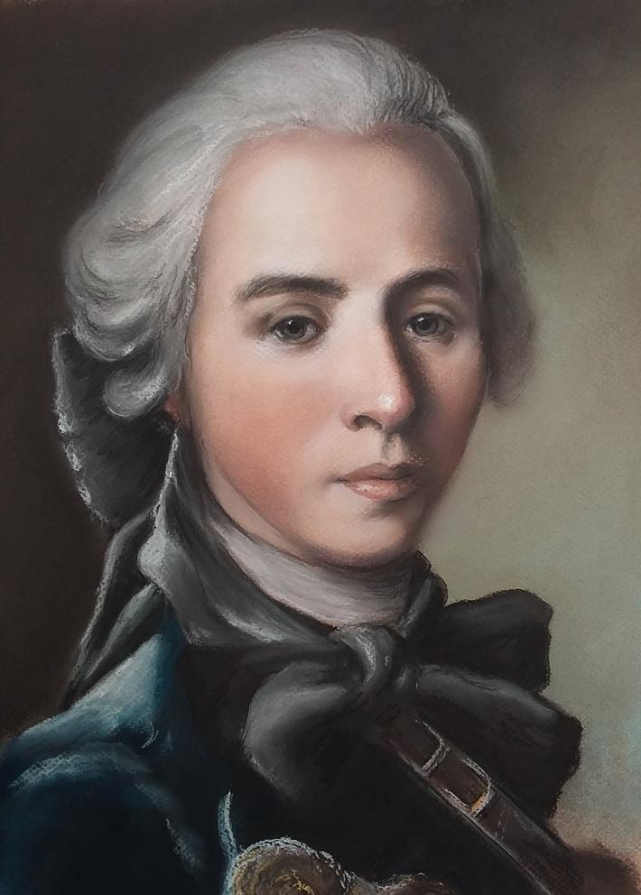 18th Century beau