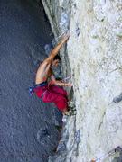 Gargantua sport climbing