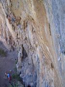 Oudtshoorn sport climbing
