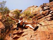 Kwazulu Natal sport climbing