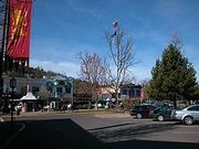 LOCAL: Ashland, Oregon USA