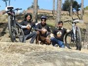 Uttarakhand Cyclist
