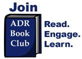 ADR Book Club