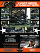 Frazier's H-D Pack up Your Saddlebag Event