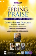Spring Into Praise™  Mass Choir 8th Annual Conference