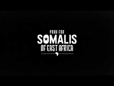 Pray for Somalis of East Africa