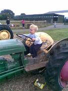 Im actually in charge of the farm