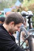 Chris Bissell of Cycletastic