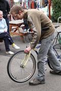 Robert Gray of Cycletastic