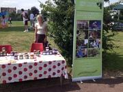 Fruit Harvesters stall at QPCS summer carnival 12/07/14