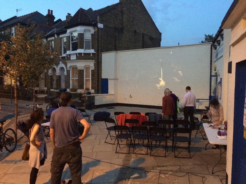 Charteris Street Film Night