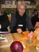 Making Carrot Batons