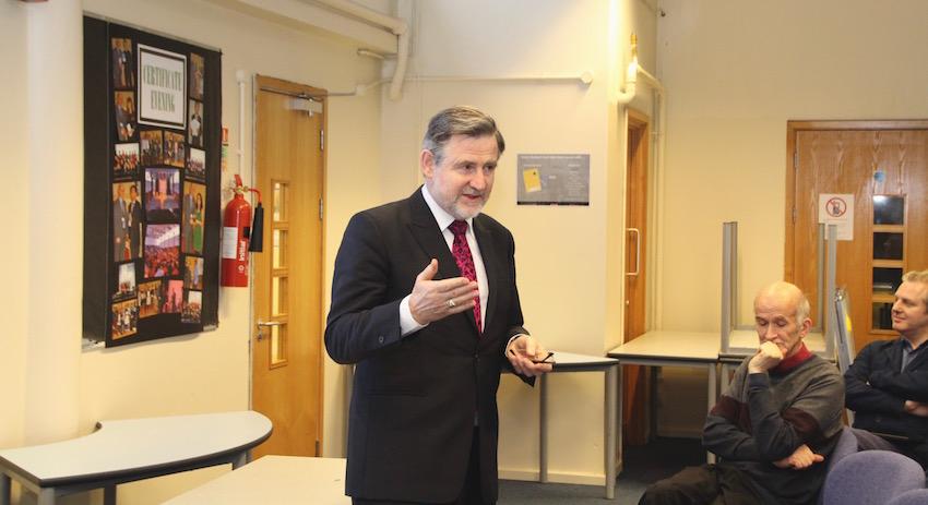 Barry Gardiner MP
