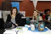 Mayor of Brent, Cllr Lesley Jones joins us for elderflower cordial